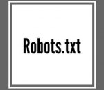 create robots.txt
