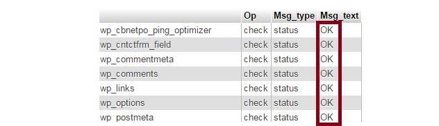 check and repair sql database