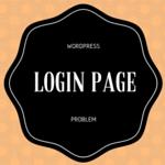 wordpress login redirect problem