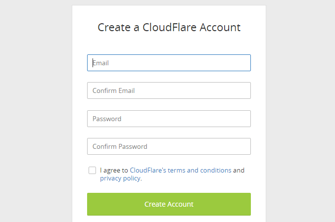 how to setup cloudflare for wordpress