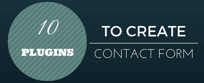 plugins for contact form in wordpress