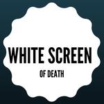 fix white screen of death