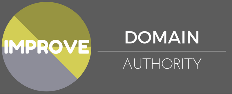 improve domain authority