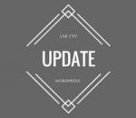 uodate wordpress via ftp