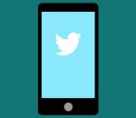 Add Twitter follow button
