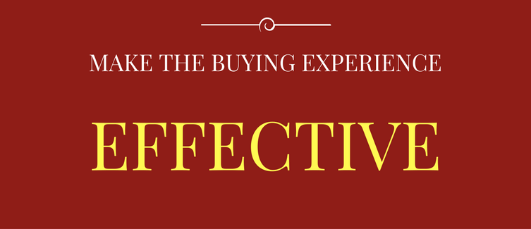 create desirable customer service experience