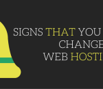 signs that you should change your web hosting