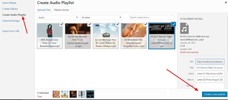 add audio