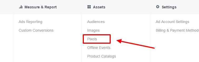 install pixel