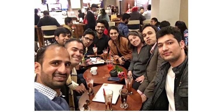Blogger's meet