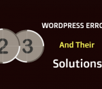 Common WordPress errors and their solutions