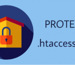 Protect the .htaccess file from unauthorized access
