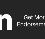Get more LinkedIn endorsements