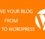 Move your blog from Wix to WordPress