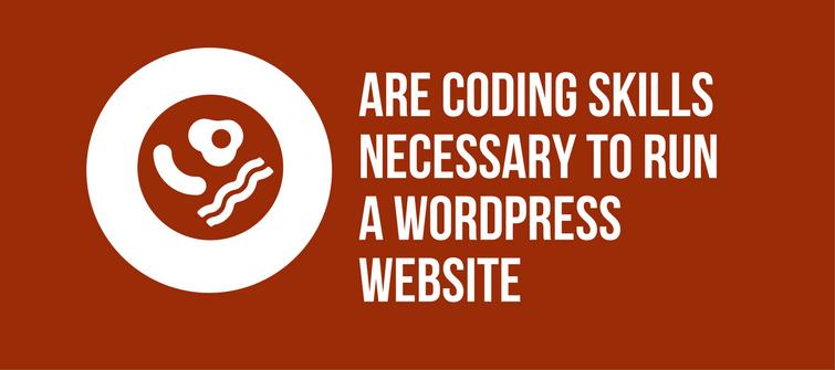 are coding skills necessary