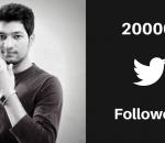 Gain 20000 Twitter followers