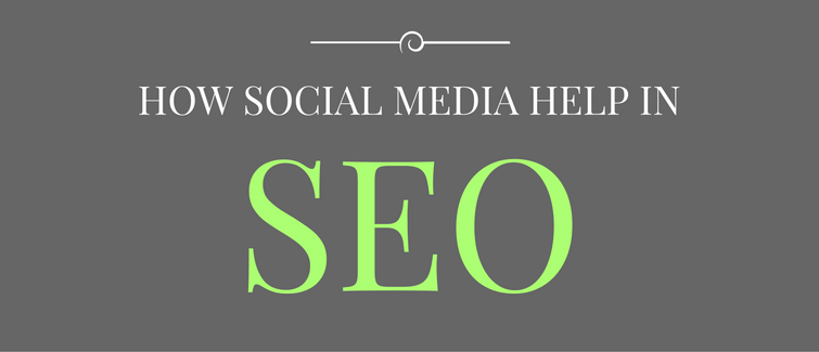 How Social Media Help In Search Engine Optimization