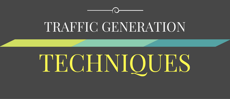 traffic generation techniques