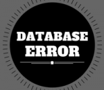 error establishing a database connection