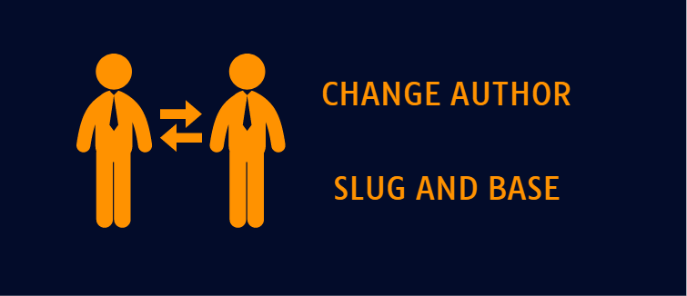 Change WordPress author slug