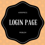 wordpress login redirect problem