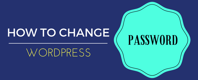 change wordpress password using mysql