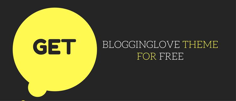 get blogginglove theme