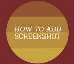 add screenshot to wordpress theme