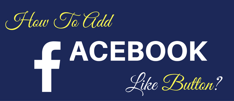 add facebook like button to wordpress