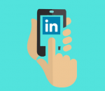 how to add linkedin share button to website