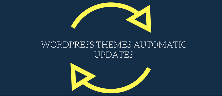 Enable automatic updates for WordPress themes