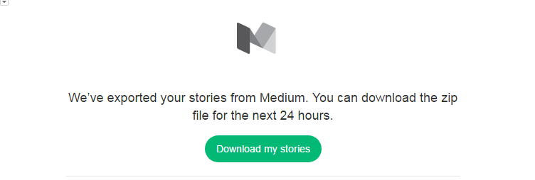 move from Medium