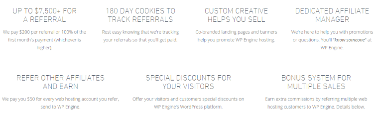 affiliate program wp engine