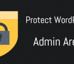 Protect your WordPress admin area