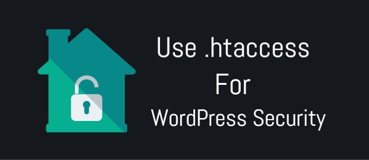 htaccess file for your wordpress website security