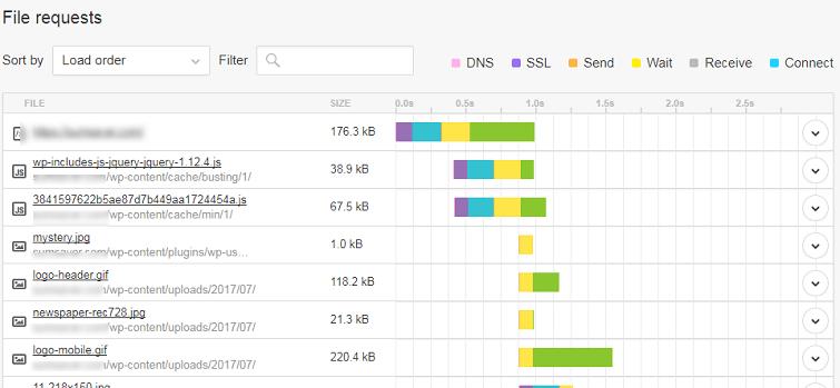 Many WordPress plugins slow down your website