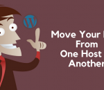 move your WordPress blog from one host to another