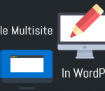Enable multisite feature in WordPress