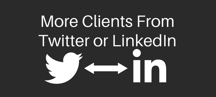 Can Twitter Make You Get More Clients Than LinkedIn